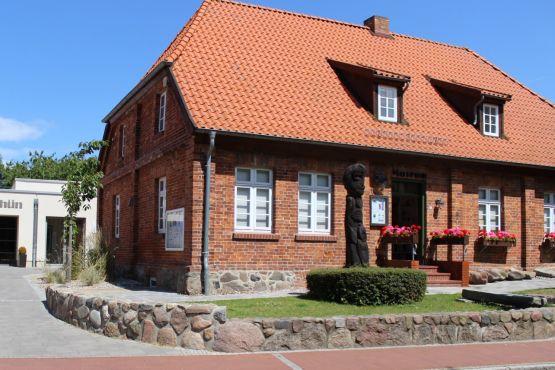 Das Heimatmuseum in Rerik von aussen