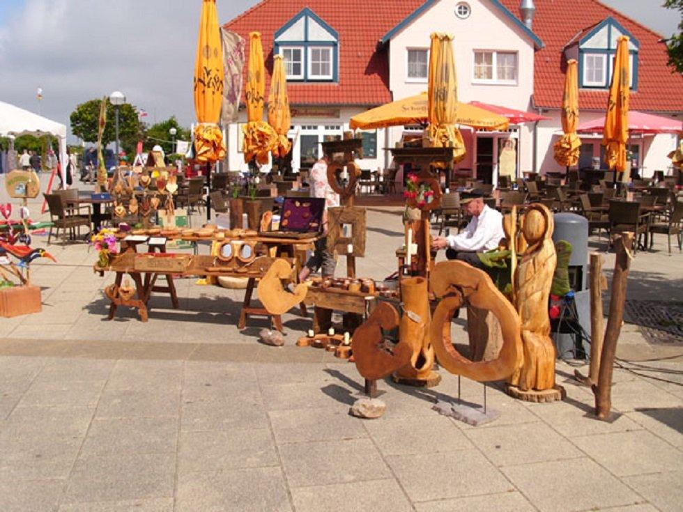 Handwerkermarkt auf dem Haffplatz