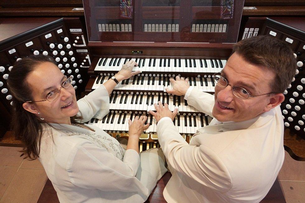Orgel-Duo Lenz