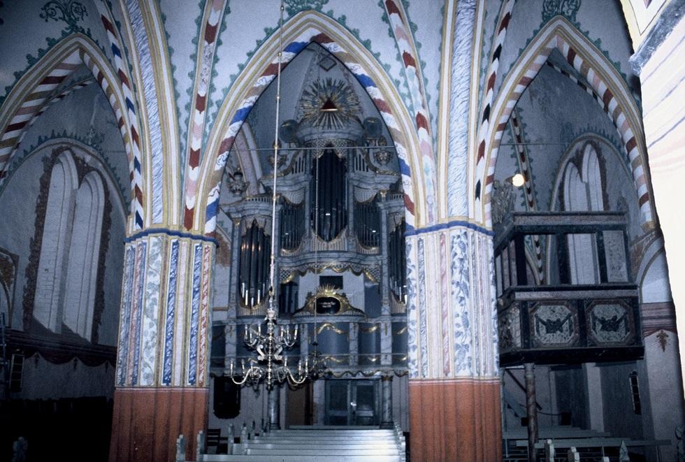 St. Johannes Kirche innen