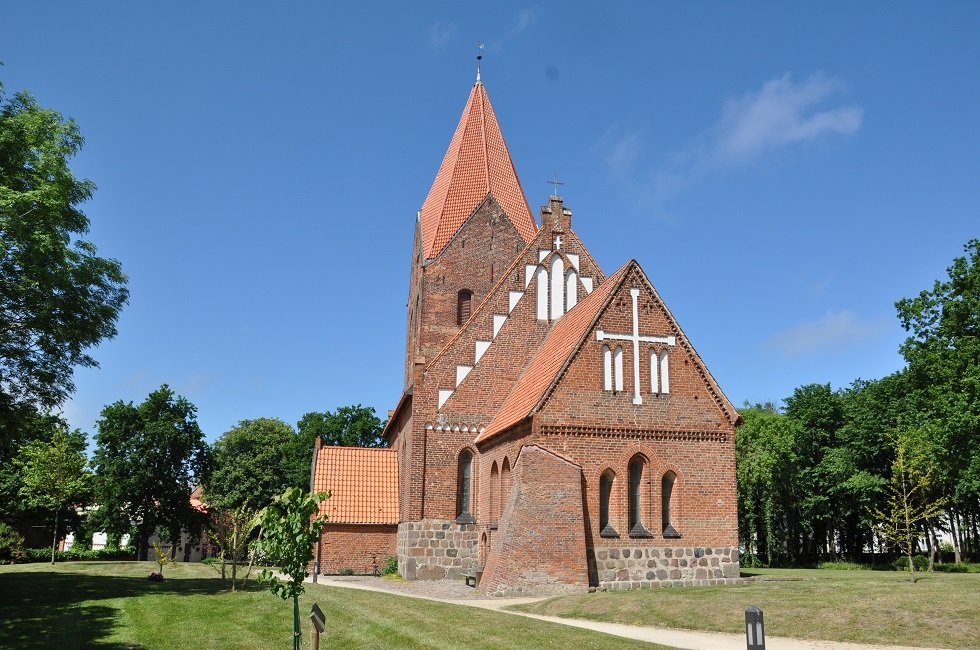 St Johannes Kirche