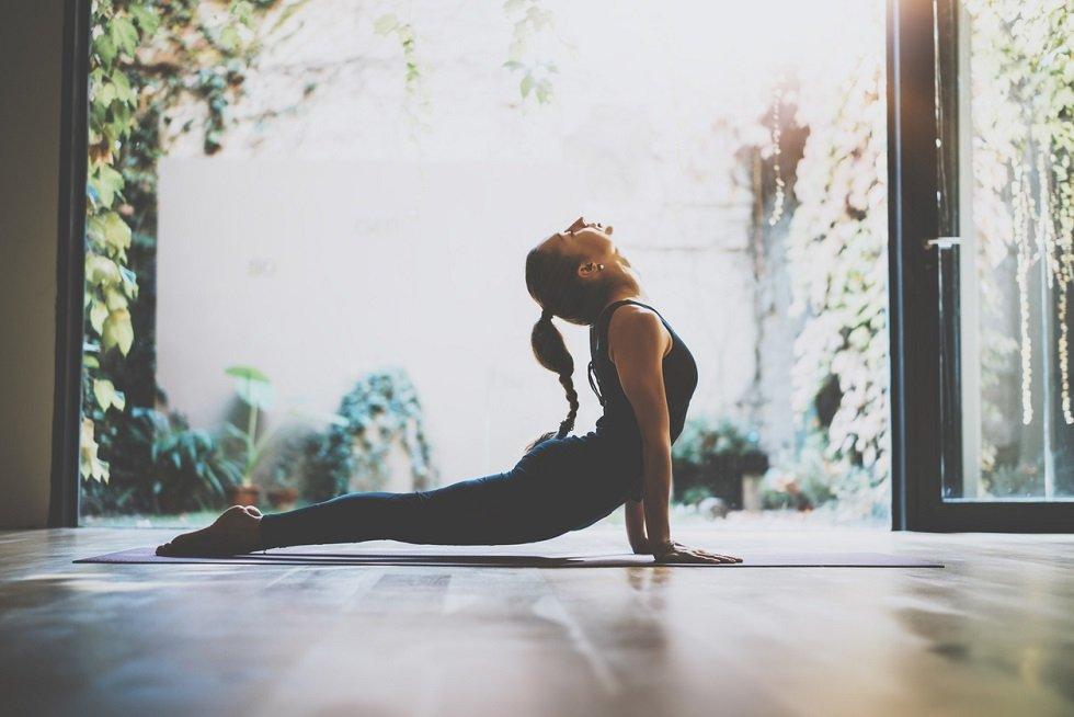 Yoga für einen starken Rücken