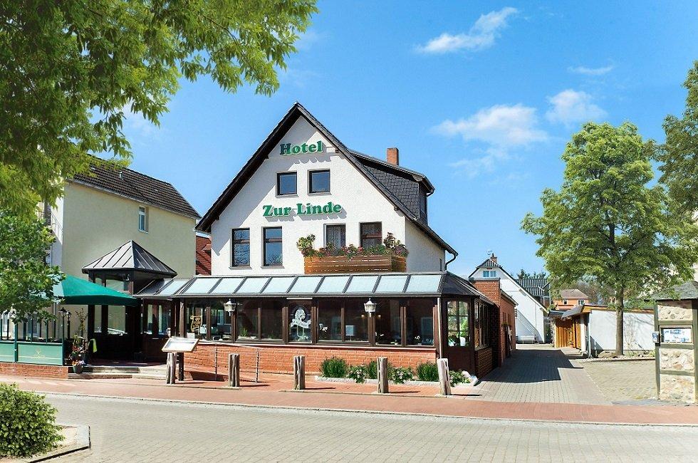 """Hotel und Restaurant """"Zur Linde"""""""
